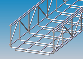 Cable trays heavy duty
