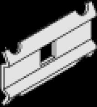 Klemmplatte S40B