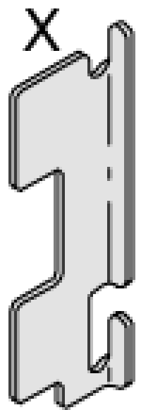 Wandanschluss S53