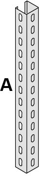 Deckenpendel-Verlängerung S272